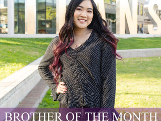 Brother of the Month (May 2019)