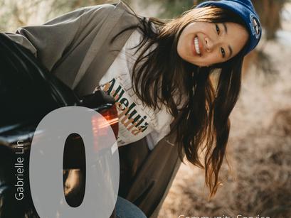 Recruitment Countdown Day 0: Gabrielle Lin
