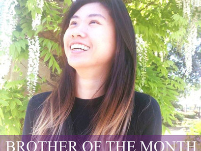 Brother of the Month (April 2019)