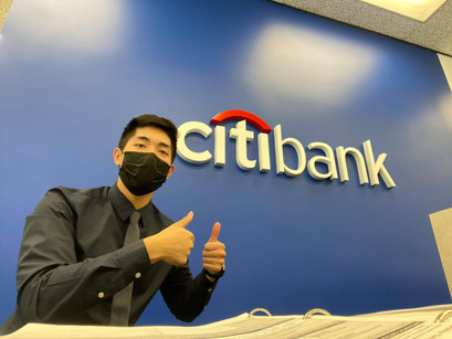 Bank Teller for Citi Bank