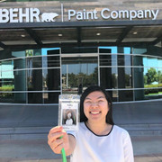 People Services Coordinator for Behr Paint Company