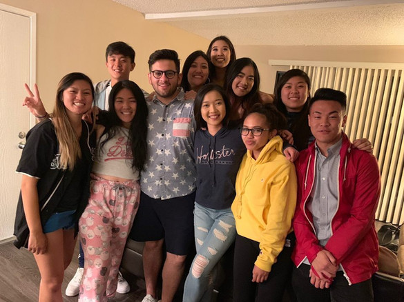 Beta Tau (Fall 2018)