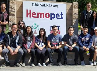 Hemopet Service Event