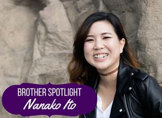 Brother Spotlight: Nanako Ito