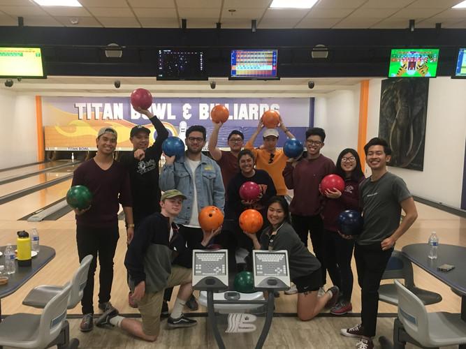 Bowling Social (Fall 2018)