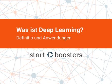 Was ist Deep Learning? Definition und wichtigste Anwendungen