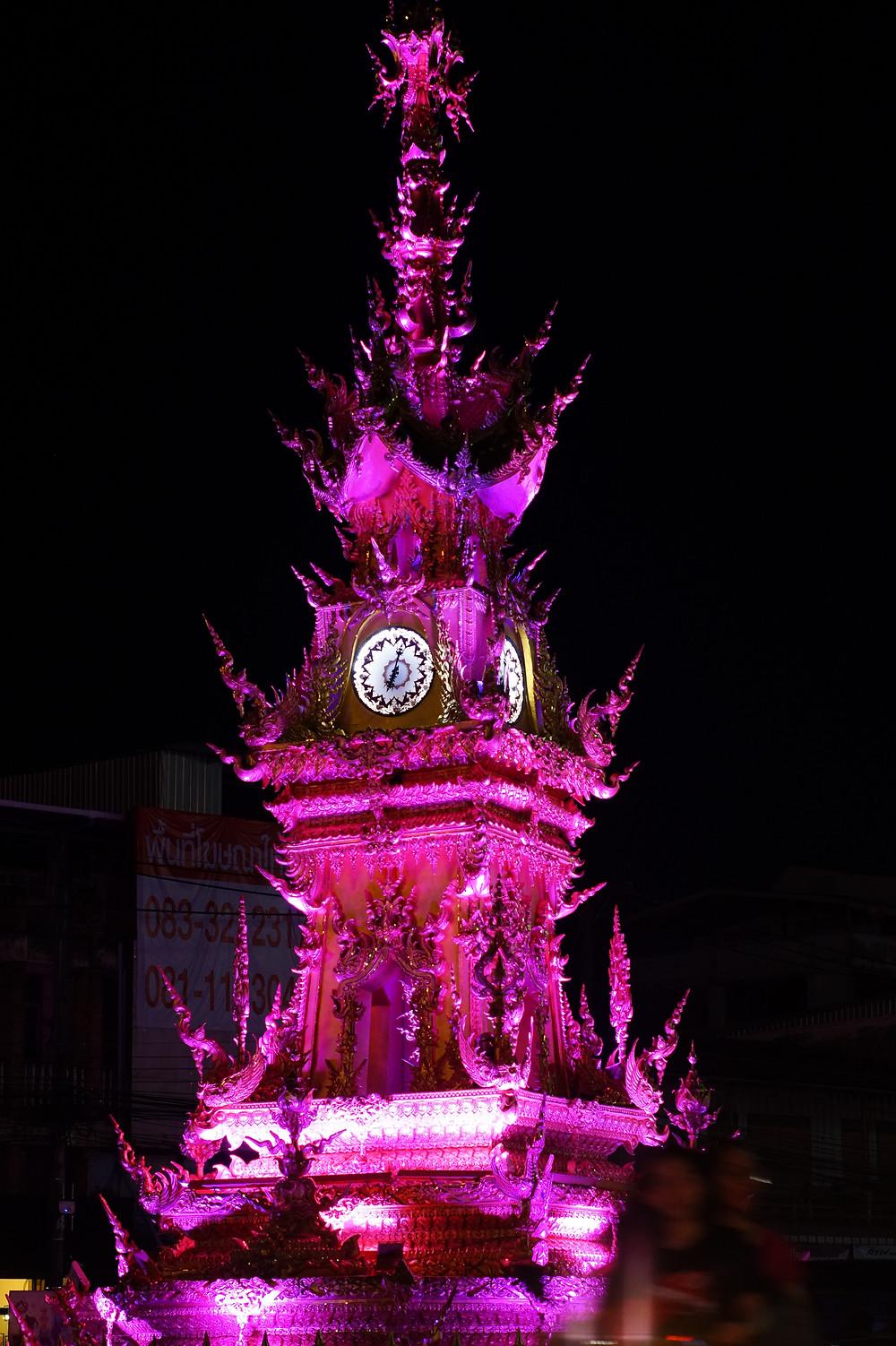 Downtown Chiang Rai Thailand