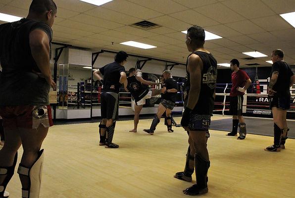 Thai boxing seminar canada.JPG