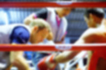 Muay Thai Fight Chiang Rai, Thailand.JPG