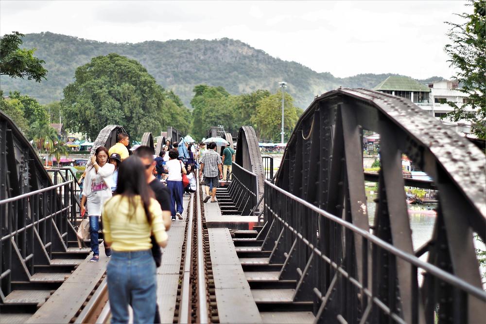 Bridge over River Kwai