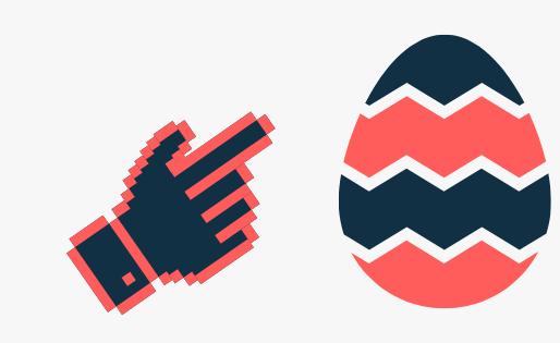 Easter Eggs: Virtuelle Ostereier von Google & Co.