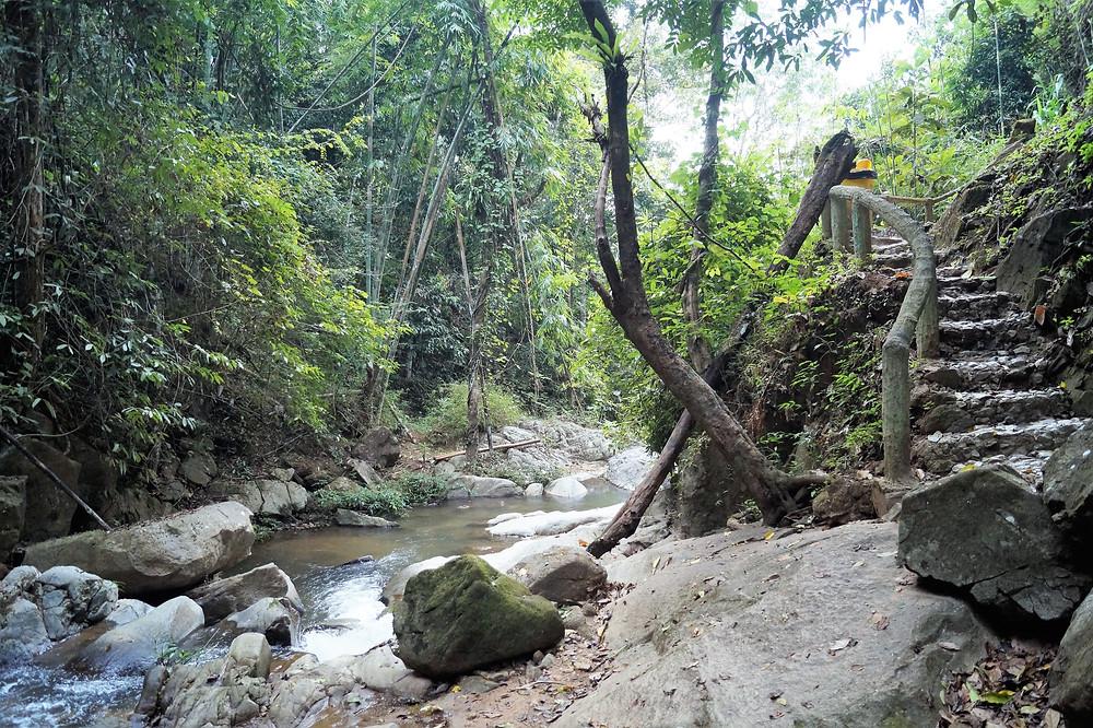 Waterfall Chiang Rai