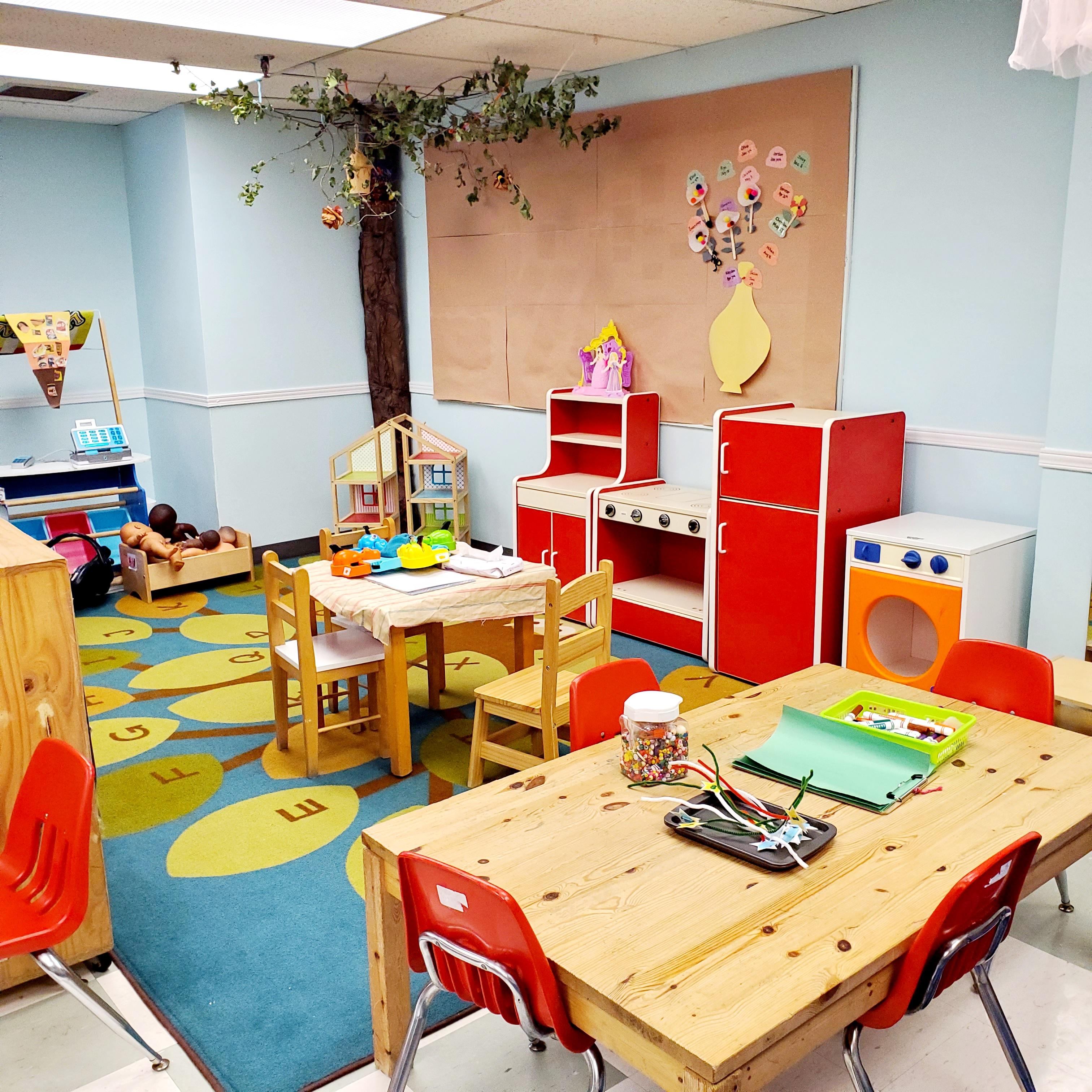 Senior Preschool Room