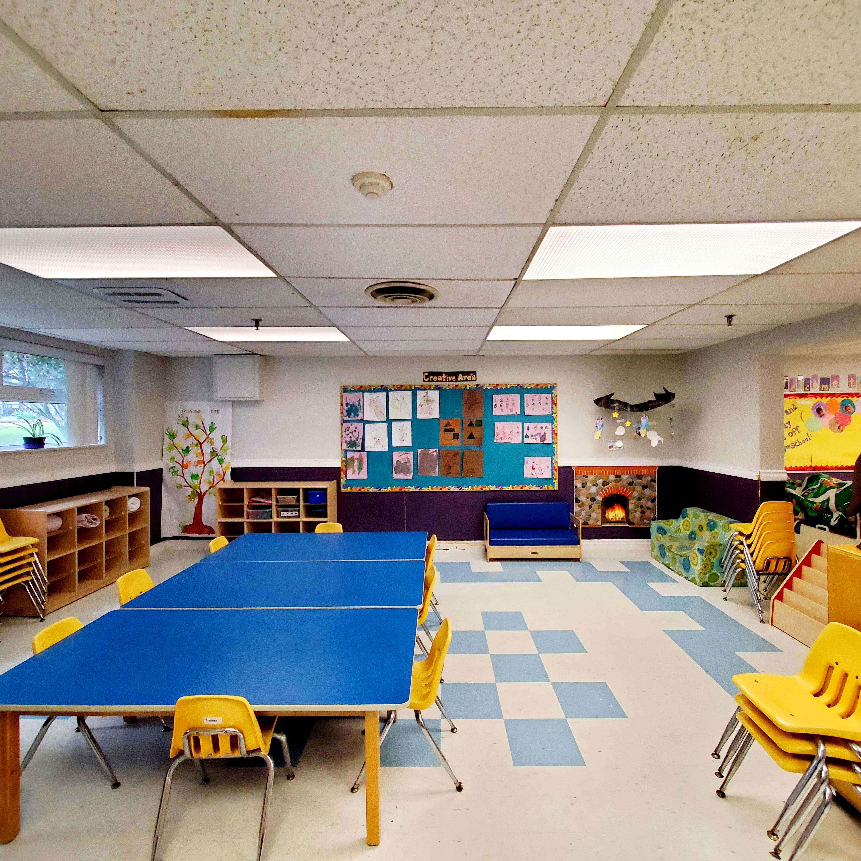 Preschool 1 Room