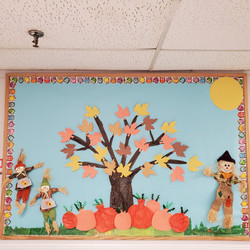 Our Senior Preschool Board
