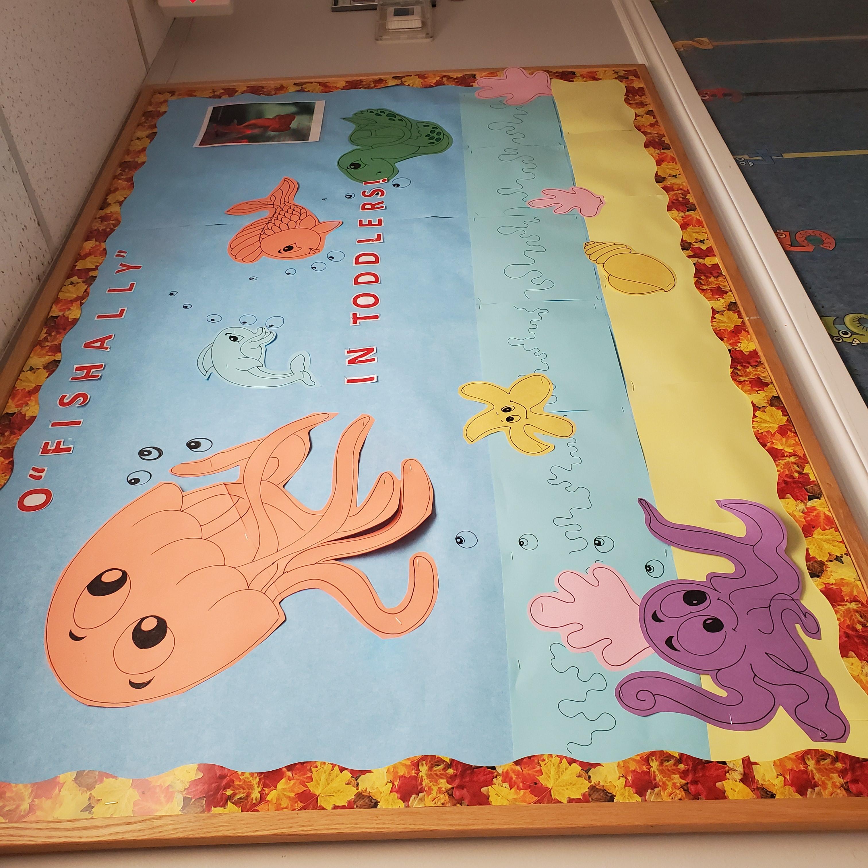 Toddler Board