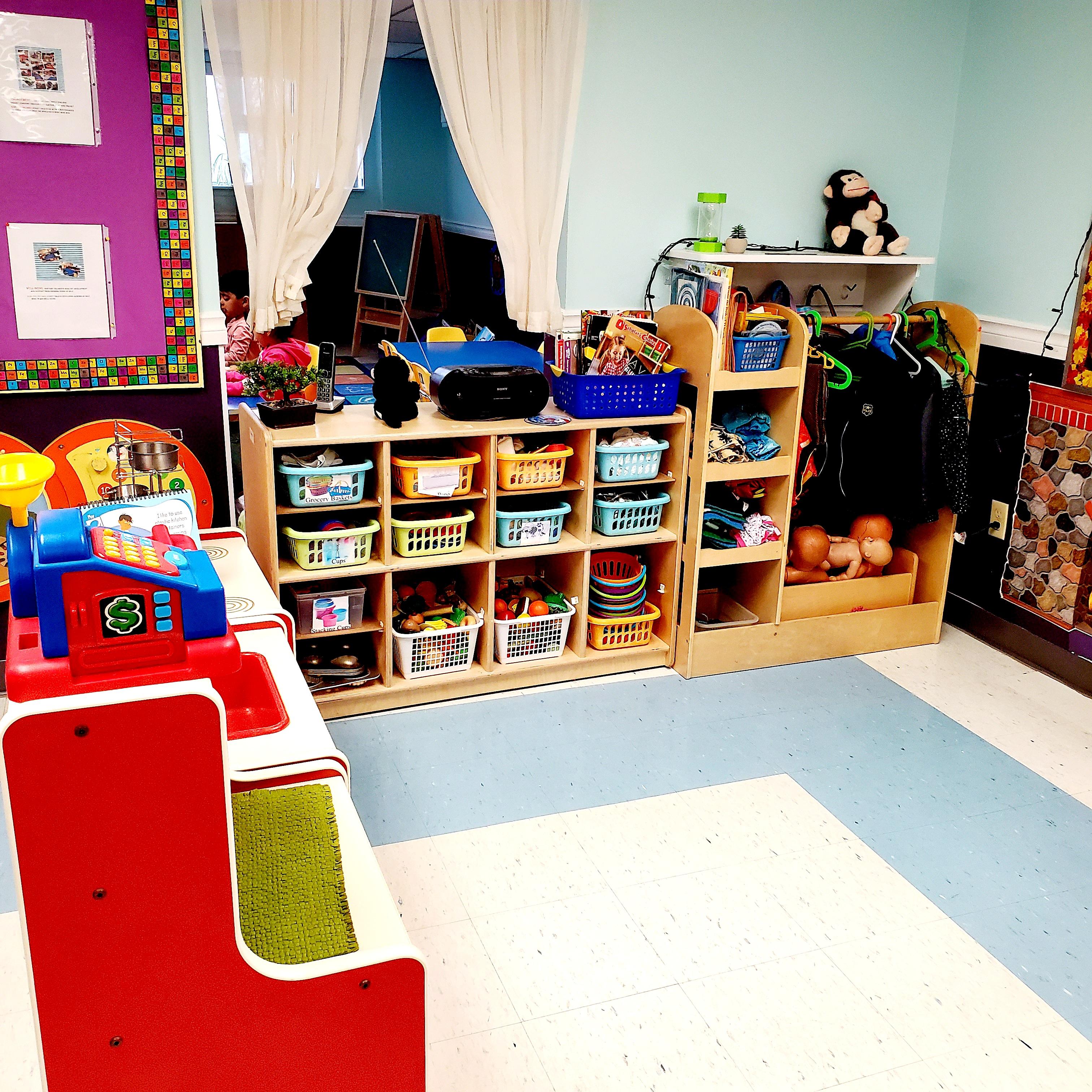 Preschool Dramatic Area