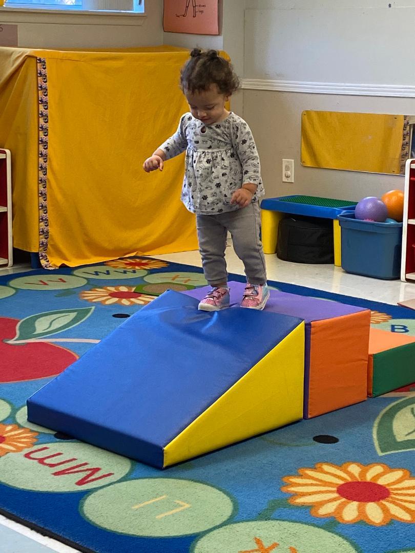Toddler Gross Motor Activity