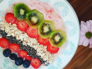 Un petit déjeuner Plaisir des yeux et des papilles
