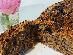 Ma recette de pain complet aux graines riche en protéines