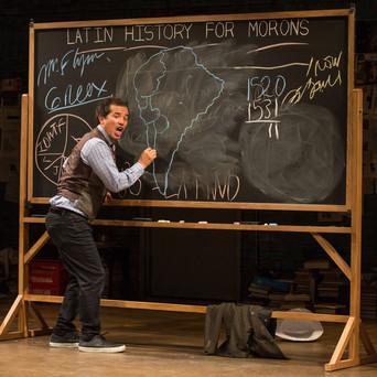 Review: John Leguizamo's Personal History