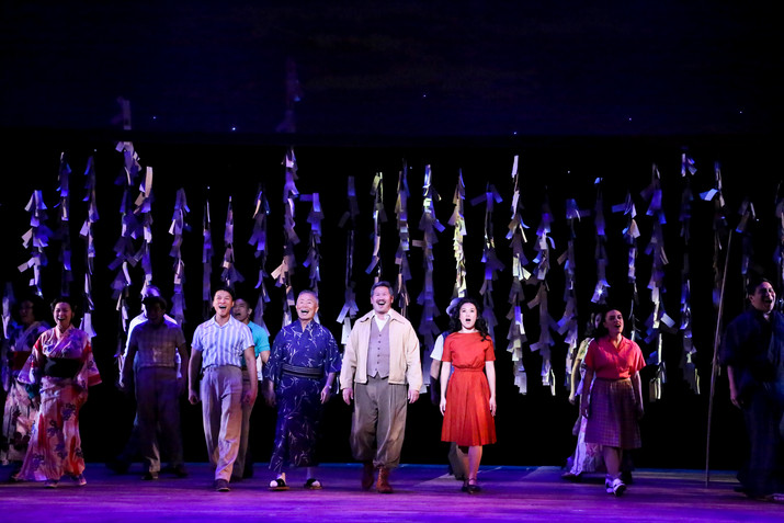 """Review: """"Allegiance"""" Aims To Please. It's Also A Cautionary Tale"""