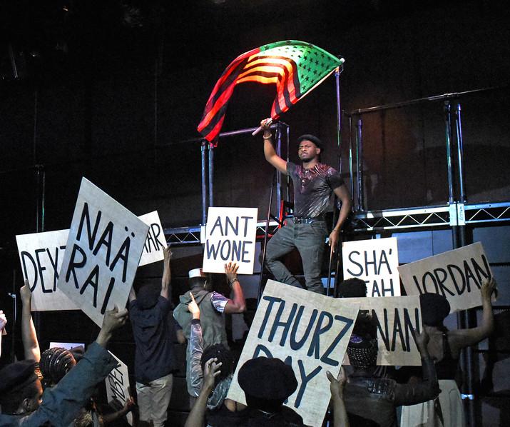"""Review: """"Uganda"""" Is Energetic, Poignant, Impassioned"""