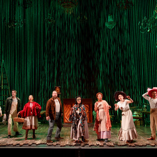 """Review: Lively, Wonder-Filled """"Woods"""""""