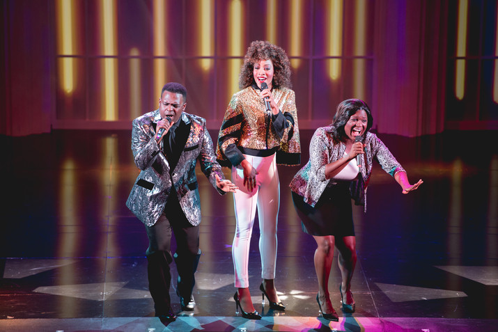 """Review: Nifty """"Born for This"""" Mighty Entertaining. Cast,  Production are Superb"""