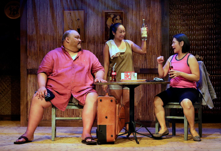 Review: The Unpredictable Witches of Palawan