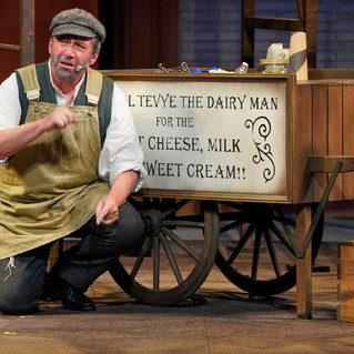 """Review: """"Tevye"""" And The Real New York"""