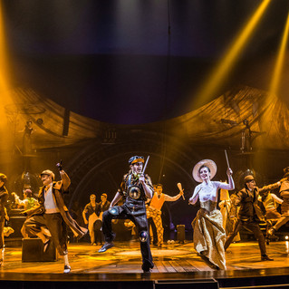 """Review: Cirque du Soleil """"Kurios"""""""