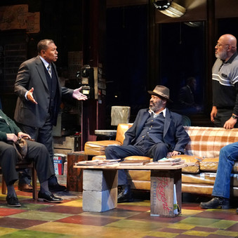 """Review: A Vital """"Jitney"""" Hits Home"""