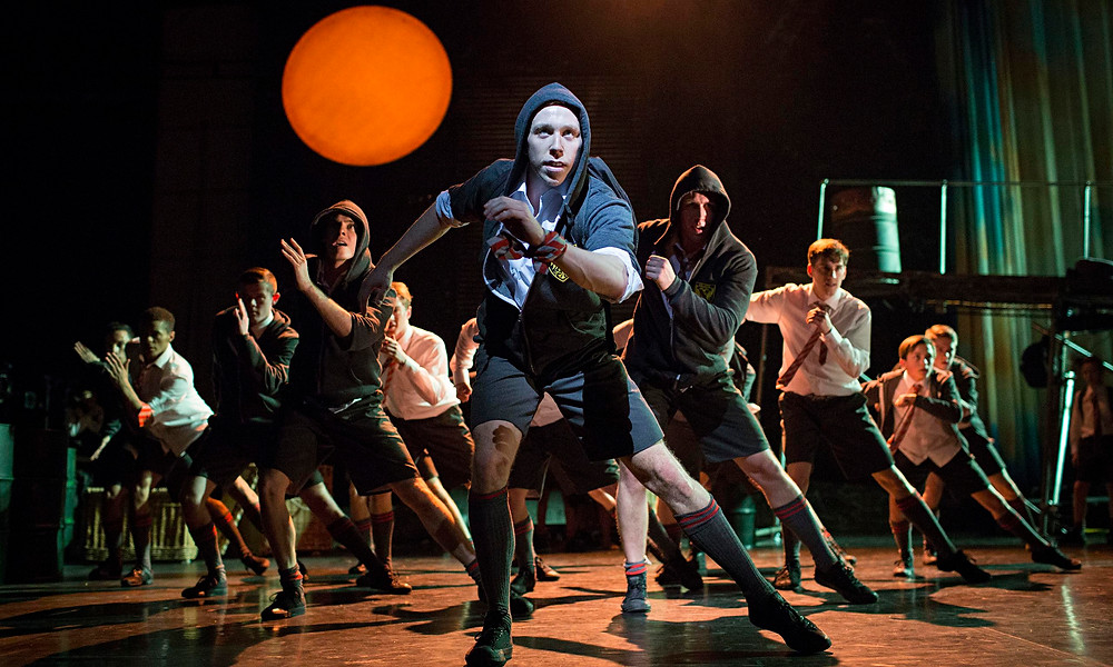"""Matthew Bourne's """"Lord of the Flies"""""""