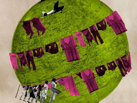 Já parou para pensar no impacto das suas roupas no meio ambiente?