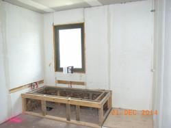 Smat SIPs bath room walls