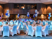 Corporate event photography at NIC birmingham