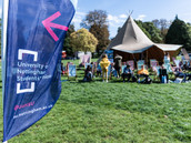 Corporate event photography at the university of nottingham