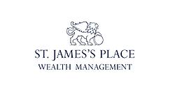 SJW Saint Jame's place logo client