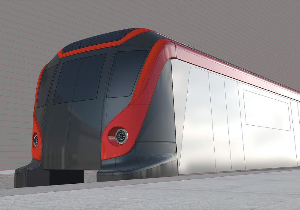 Lightweight Metro