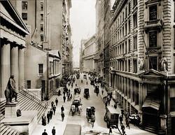 History Master Wall Street