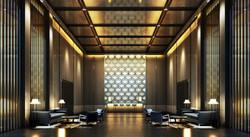 Luxury hotel lobby shutterstock_72292689