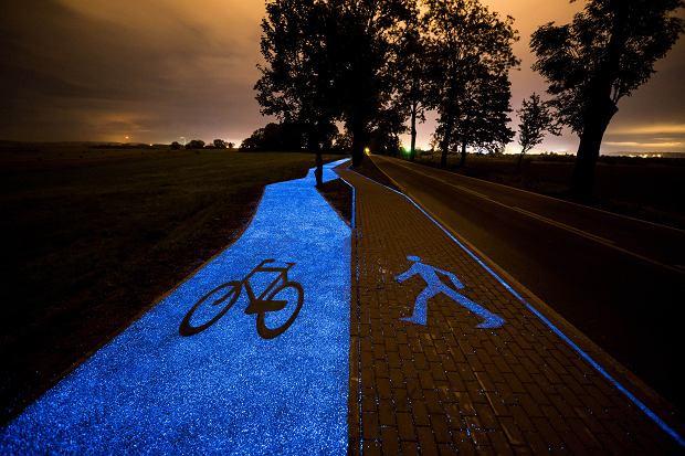 Luminescent Cycleways/Pathways