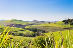 Valley of a thousand hills KZN shutterst