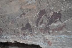 African Cave Art shutterstock_413029816