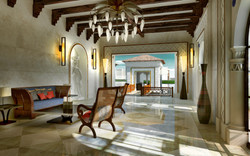 Ethnic spa lobby shutterstock_269337935