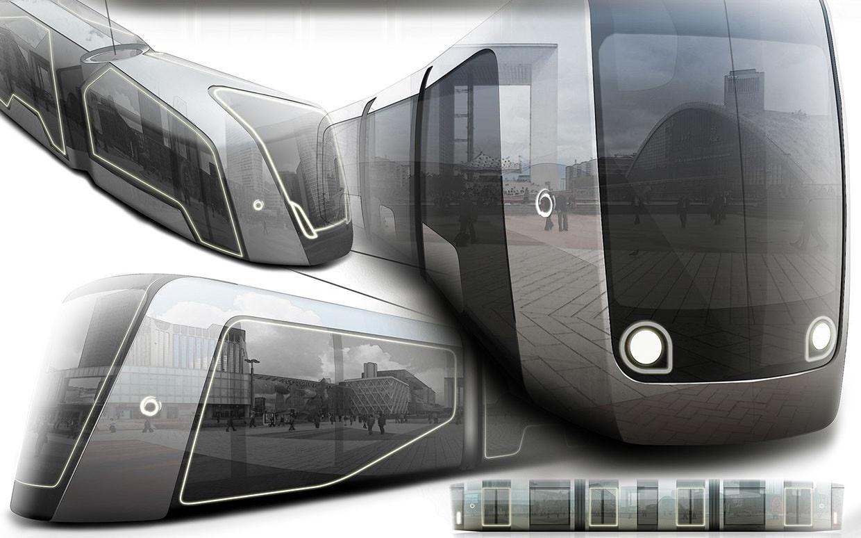 Alstom Tram