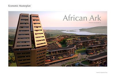 African Ark Economic Masterplan Front Co