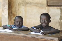 Two African Children shutterstock_249439