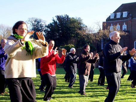 Tai Chi Challenge # 12 - the art of stepping in Tai Chi